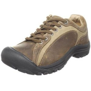Keen Woman's Briggs 2 Leather Work Shoes 10